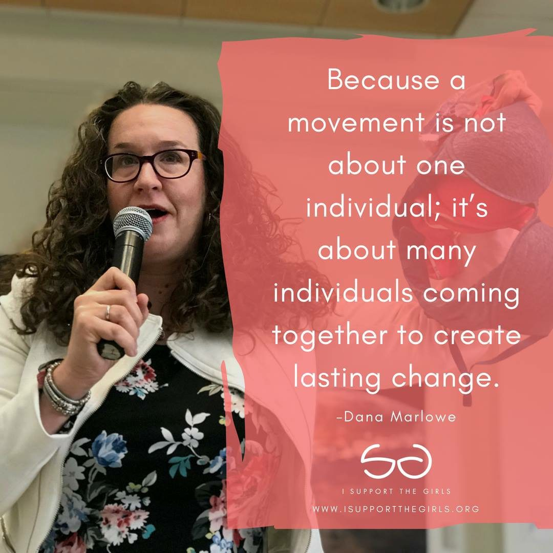 Dana Marlowe - what's in a movement