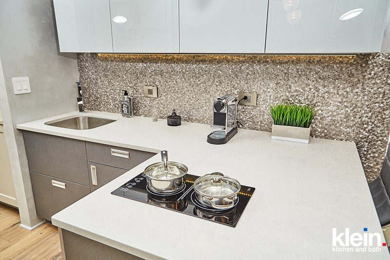 Klein Kitchen and Bath Showroom Countertop