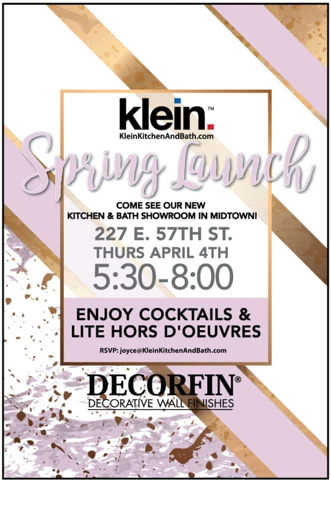 Event: Kitchen & Bath Showroom Spring Launch