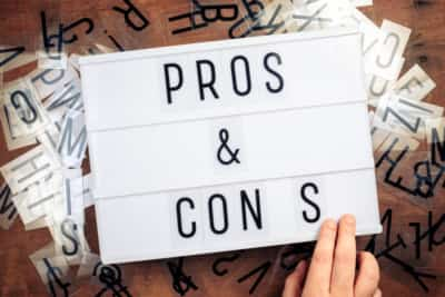Pros and Cons of Staying Home During a Renovation Project (Plus 5 Tips if You do Decide to Stay)!