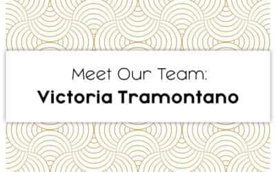 Meet Our Team: Victoria Tramontano