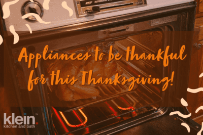 Appliances to be thankful for this Thanksgiving!