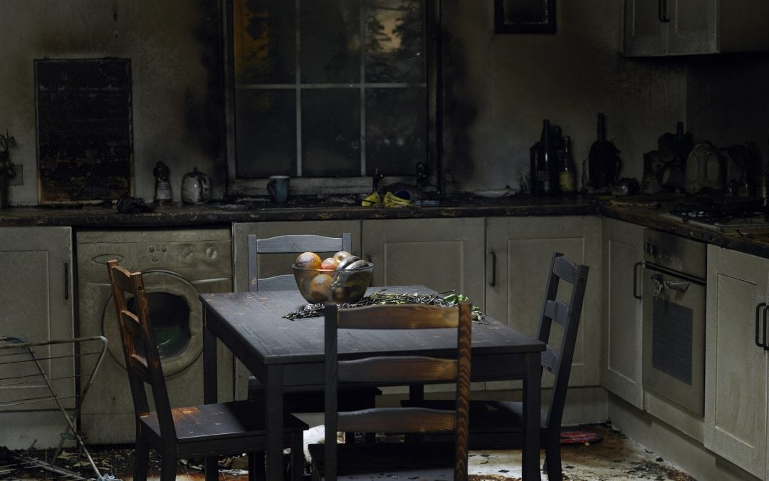 The First Seven Things You Should Do After A Home Fire