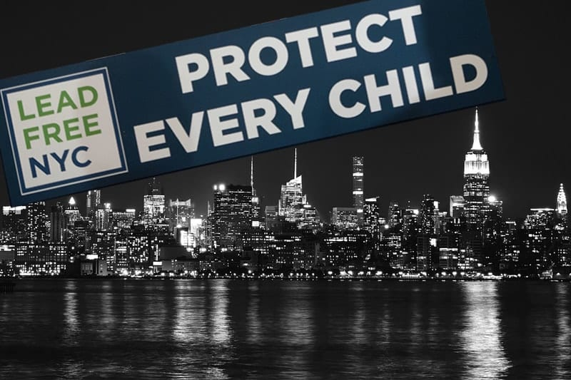 No Lead in NYC Water Fountains – LeadFreeNYC