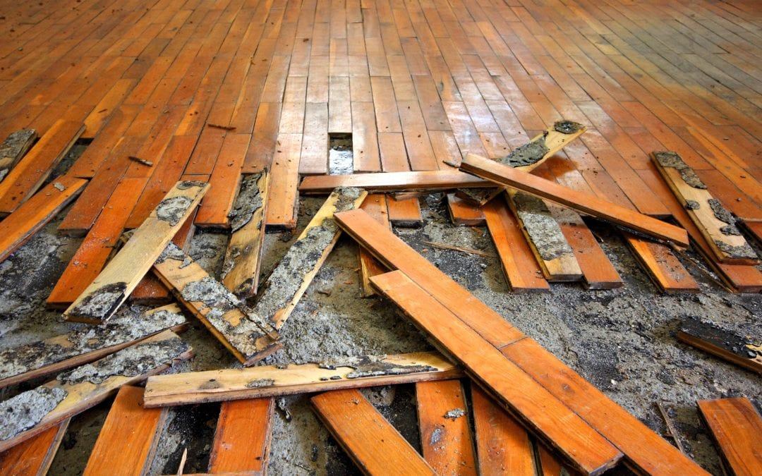 9 Quick Tips for Emergency Water Damage for the NYC Homeowner